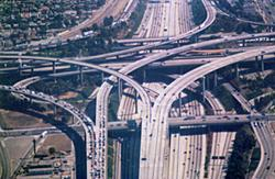 LA-highways