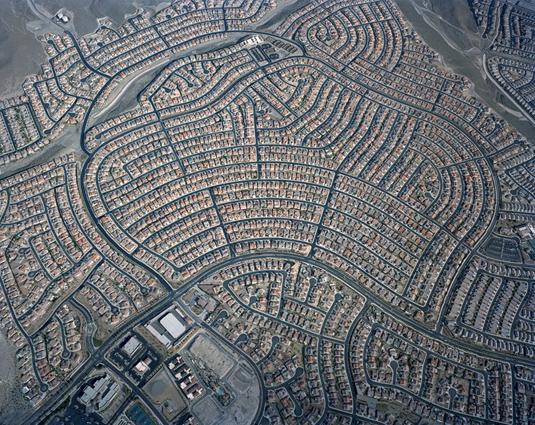 Suburbs Aerial 5